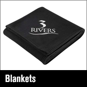 Promotional Items blankets