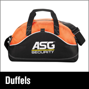 Promotional Items duffels