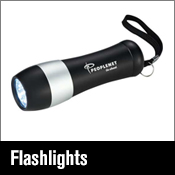 Promotional Items flashlights