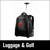 Promotional Items luggage and travel