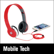 Promotional Items tech, technology