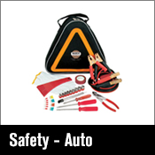 Promotional Items safety, auto
