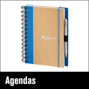 Articles promotionnels agendas