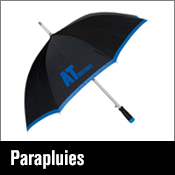Articles promotionnels parapluies