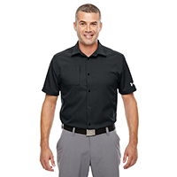 1259095 Men's Ultimate Short Sleeve Buttondown Under Armour