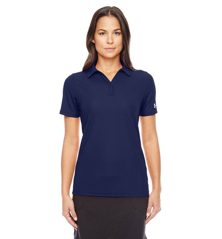 1261606 Under Armour Ladies' Corp Performance Polo