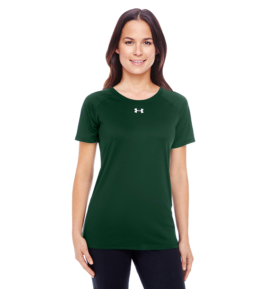 1268481 under armour ladies 39 locker t shirt trium group for Locker loop dress shirt
