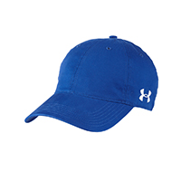 1282140 casquette ajustable en chino Under Armour