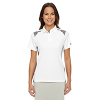 1283975 Ladies' Team Colorblock Polo Under Armour