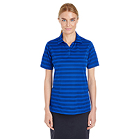 1289401 Ladies' UA Corp Tech Stripe Polo Under Armour
