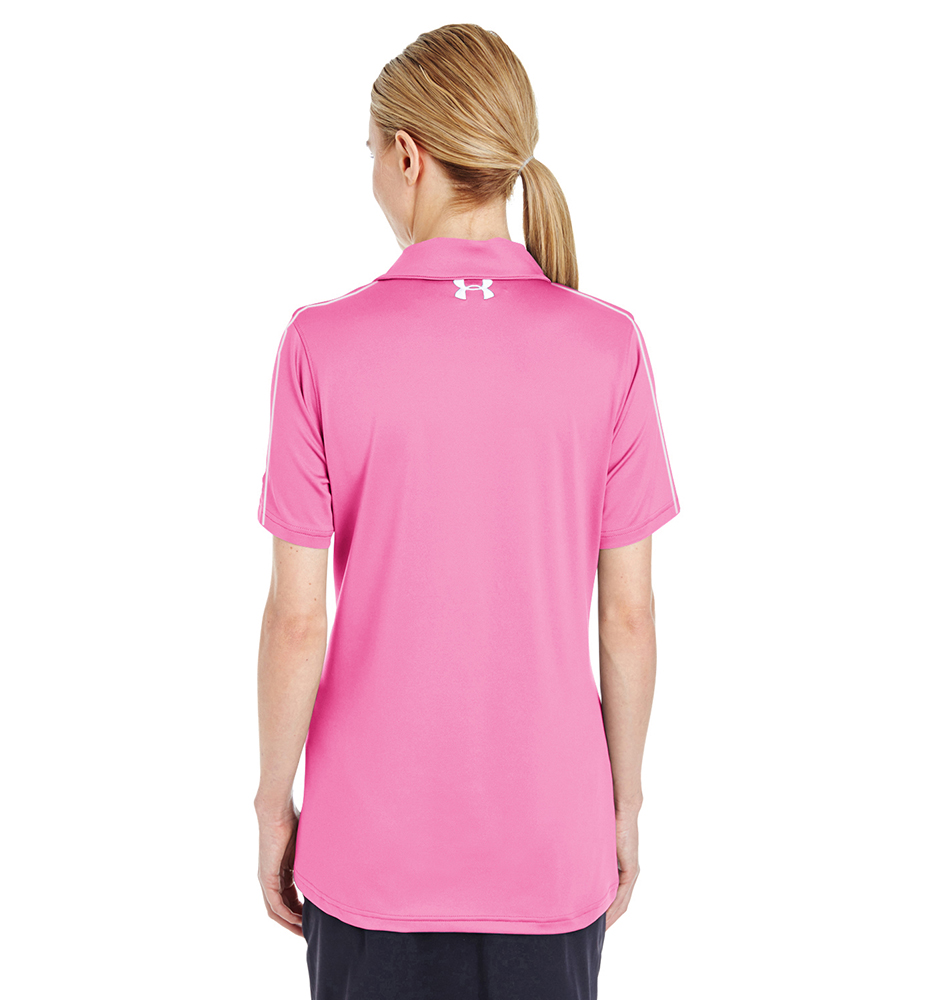 1309537 Under Armour Ladies' UA Corp Tech Polo