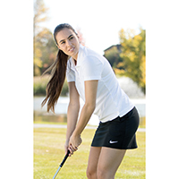 394665 LADIES' TECH PIQUE POLO - NIKE