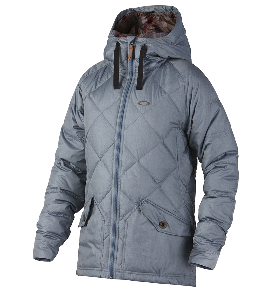 OKJ511657 -OAKLEY-RATTLER DOWN JACKET FOR LADIES