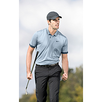639820 TW perforated polo NIKE