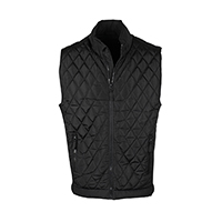 AUF17-2010-AUZONE-Sleeveless quilted vest CHOMEDEY