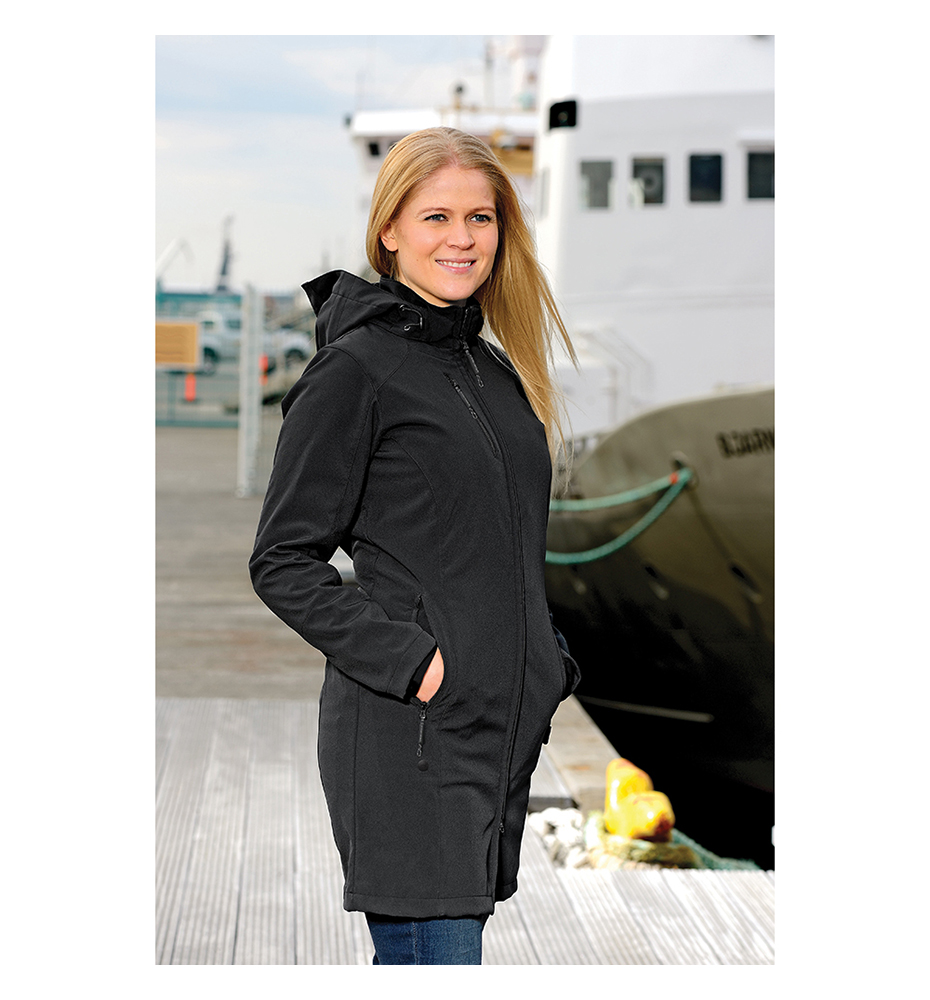 Stormtech - Women's HARBOUR softshell jacket