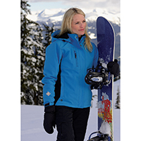 Stormtech - SSJ-1W - Women's ATMOSPHERE 3-in-1 system jacket