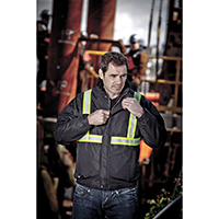 Stormtech - XLT-2R - Men's EXPLORER 3-1 relfective tape jacket