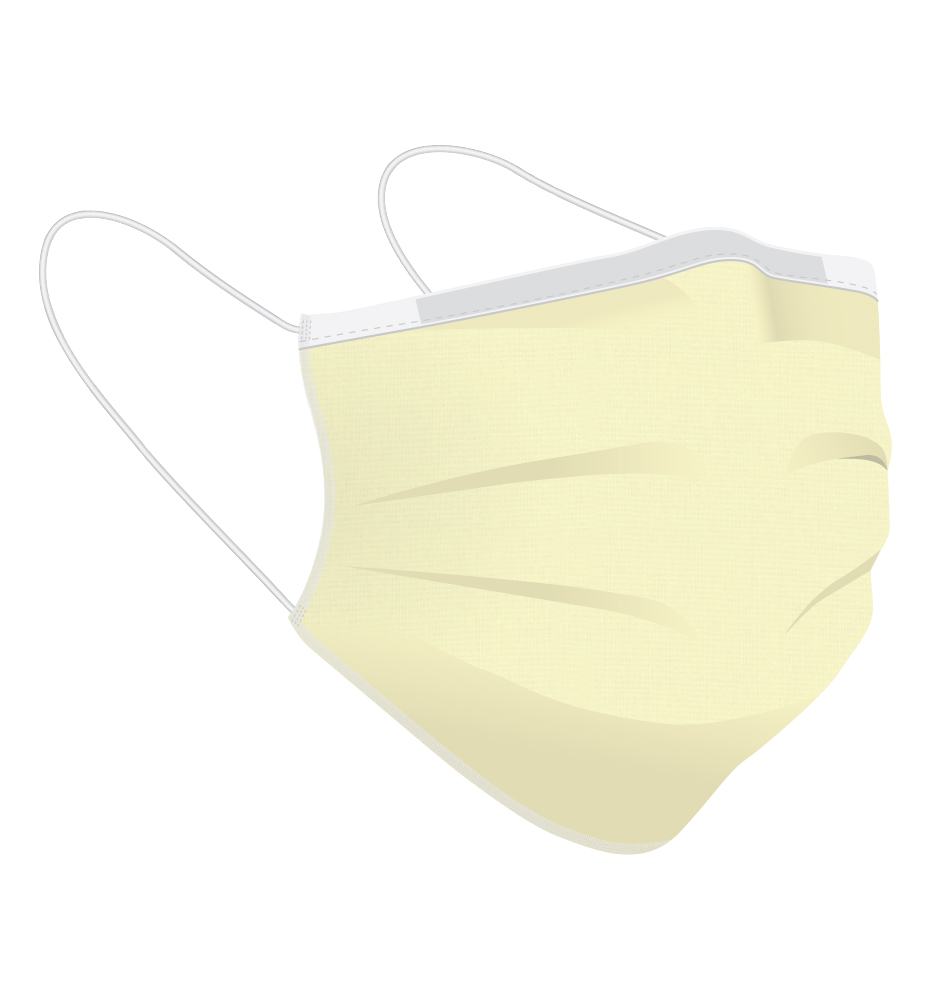 Reusable 3 ply Mask with BioSmart Technology